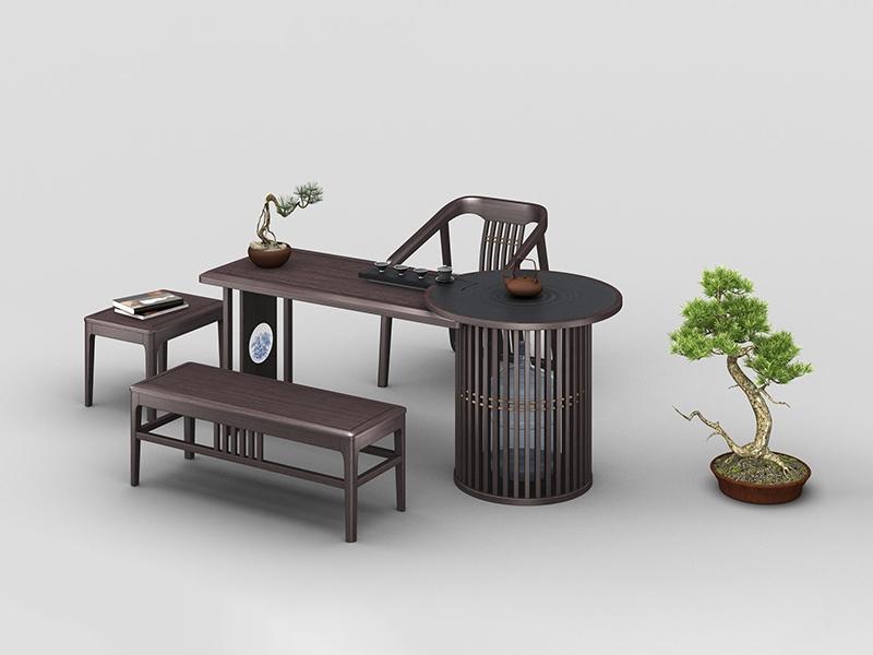 茶台 茶凳 茶椅