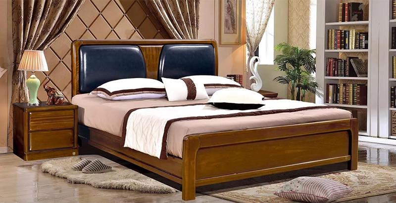 北京床 床头柜